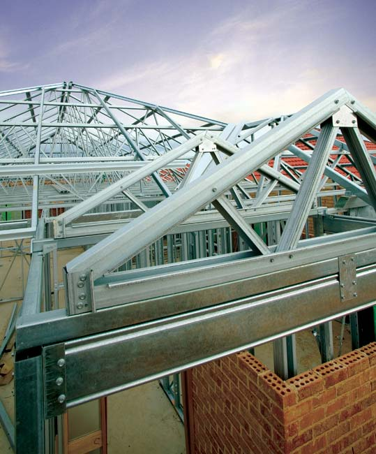 Steel Frame Roof Trusses Quotes