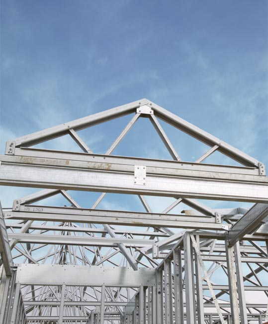 Dili Building Solution Ii Products Gt Steel Truss Solution